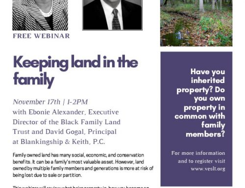 Heirs Property Webinar